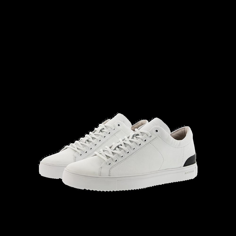 Blackstone   PM56 White low sneakers