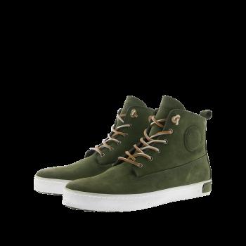 AM02 BOTTLE GREEN - ORIGINAL 6'' BOOTS