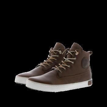 GM06 DARK BROWN - ORIGINAL 6'' BOOTS - FUR