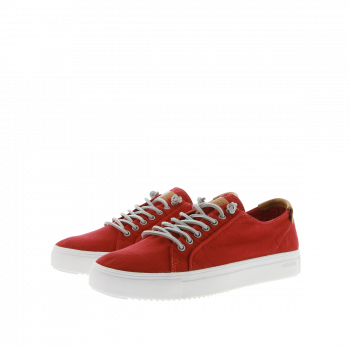 PM31 RED - LOW SNEAKER