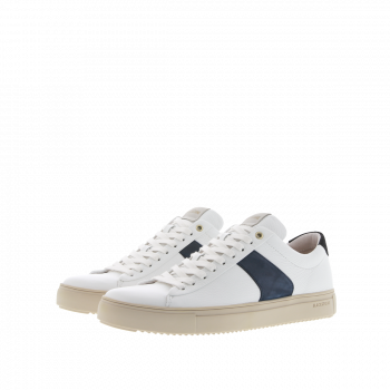 VG09 WHITE-TOTAL ECLIPSE - MID-TOP SNEAKER