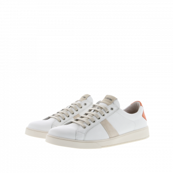VG20 WHITE PUFFINS BILL - LOW SNEAKER
