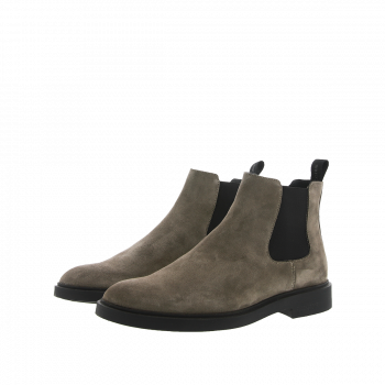 WG81 TAUPE - SUEDE CHELSEA BOOTS